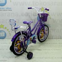 Sepeda Anak Erminio 2205 Olaf 16 Inci