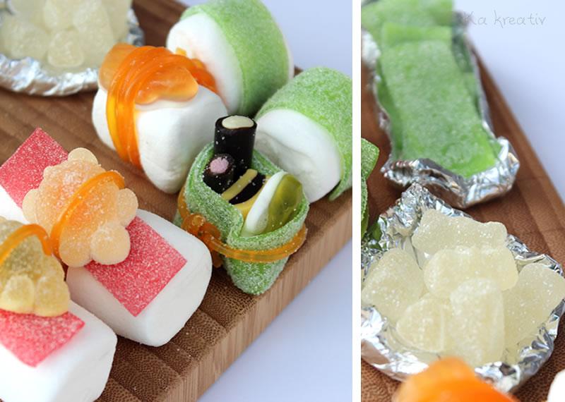 Candy Sushi DIY