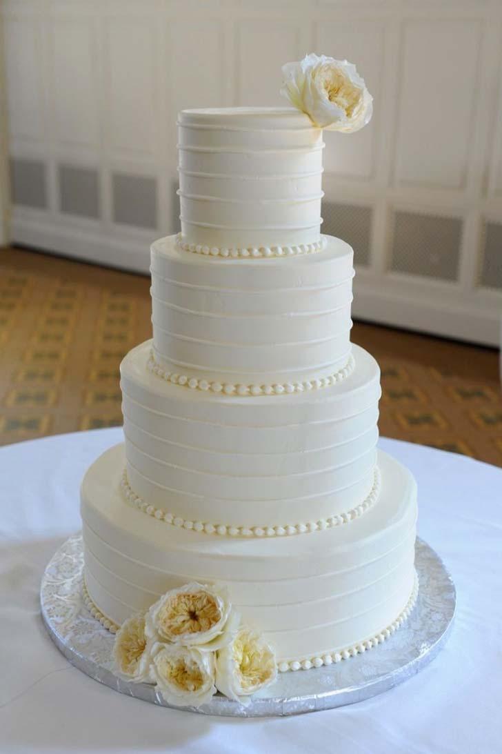 White Wedding Cakes 65 Lovely Simple Wedding Cakes Simple