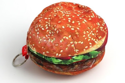 Hamburger Purse