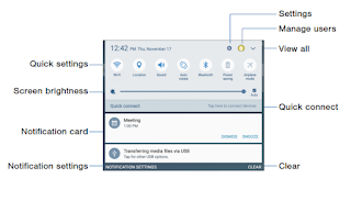 Samsung Galaxy Tab S2 NOOK 8.0 (SM-T710NZKEBNN) Manual PDF Download (English)