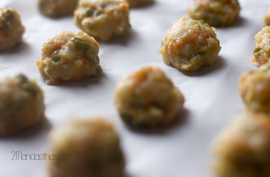 como preparar albondigas de ensaladilla rusa
