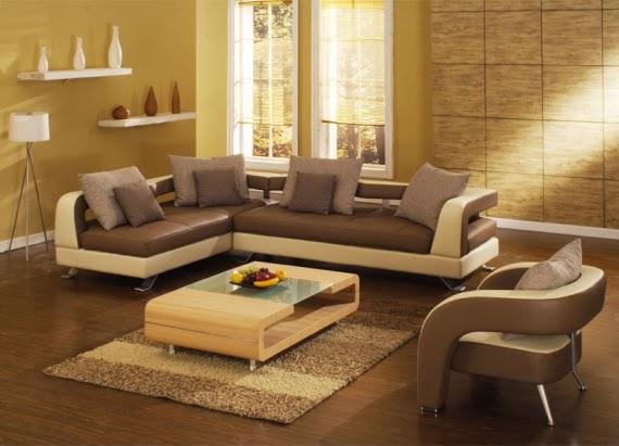 Sederhana Dan Minimalis Dengan Brilian Furnitur Aksesori Yang Dihasilkan Ruang Tamu Terbuka Menyambut Begitu Indah Mengagumkan