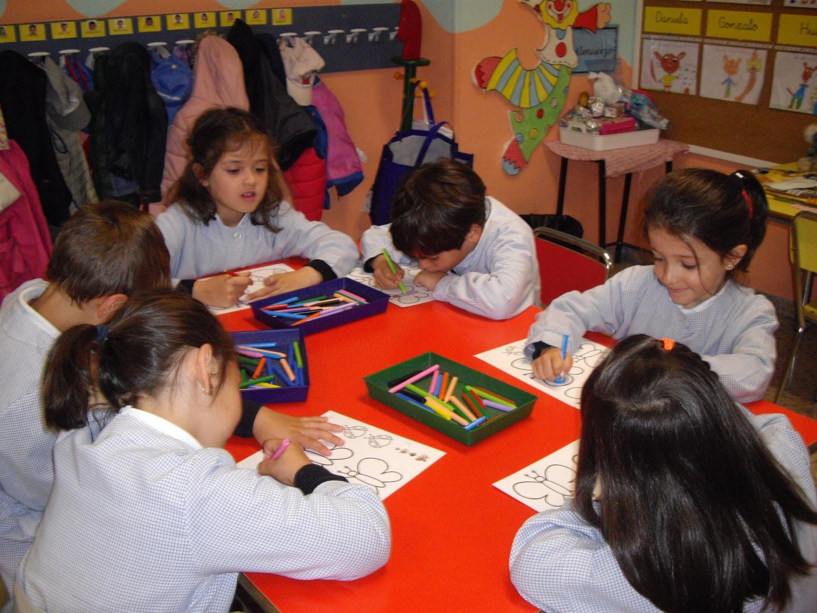 Agustinas Valladolid - 2017 - Infantil 5 - Rincones