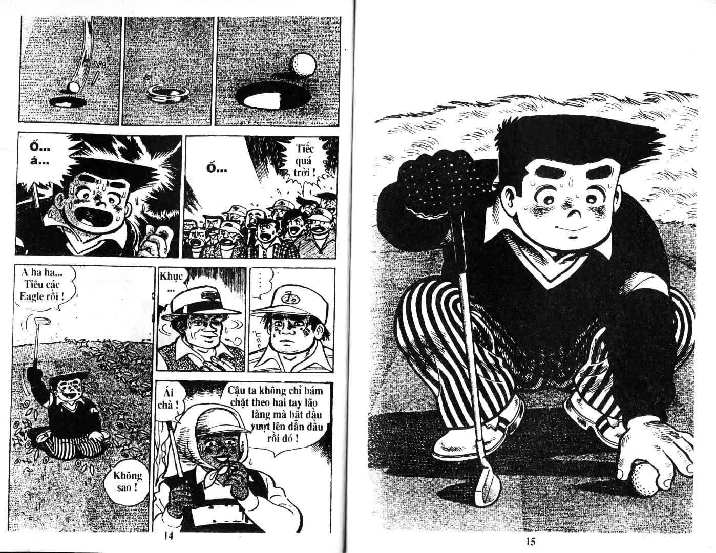 Ashita Tenki ni Naare chapter 38 trang 5