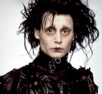Geo Johnny Depp Characters