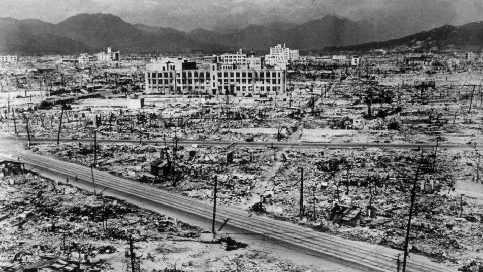 Los bombardeos de EE.UU. a Japón en Hiroshima y Nagasaki siguen siendo los únicos ataques nucleares en la historia.