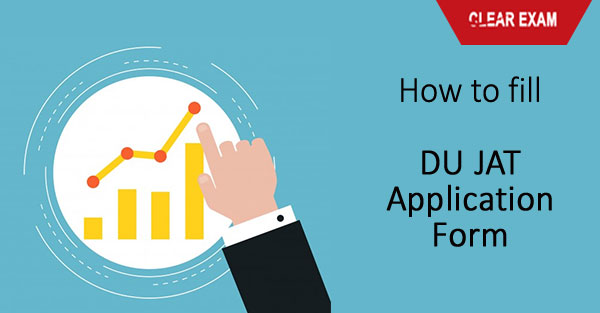 DU JAT Application Form 2018