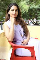 Tanya Hope in Crop top and Trousers Beautiful Pics at her Interview 13 7 2017 ~  Exclusive Celebrities Galleries 148.JPG