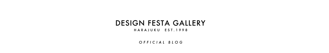 DESIGN FESTA GALLERY BLOG