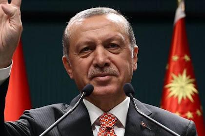 Miris!! Presiden Turki Recep Tayyip Erdogan Ucapkan Selamat Natal untuk Umat Kristen Turki dan Dunia