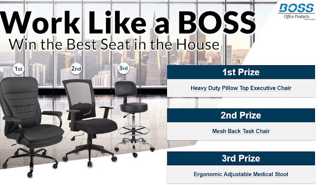 NEWEGG BOSS SWEEPSTAKES