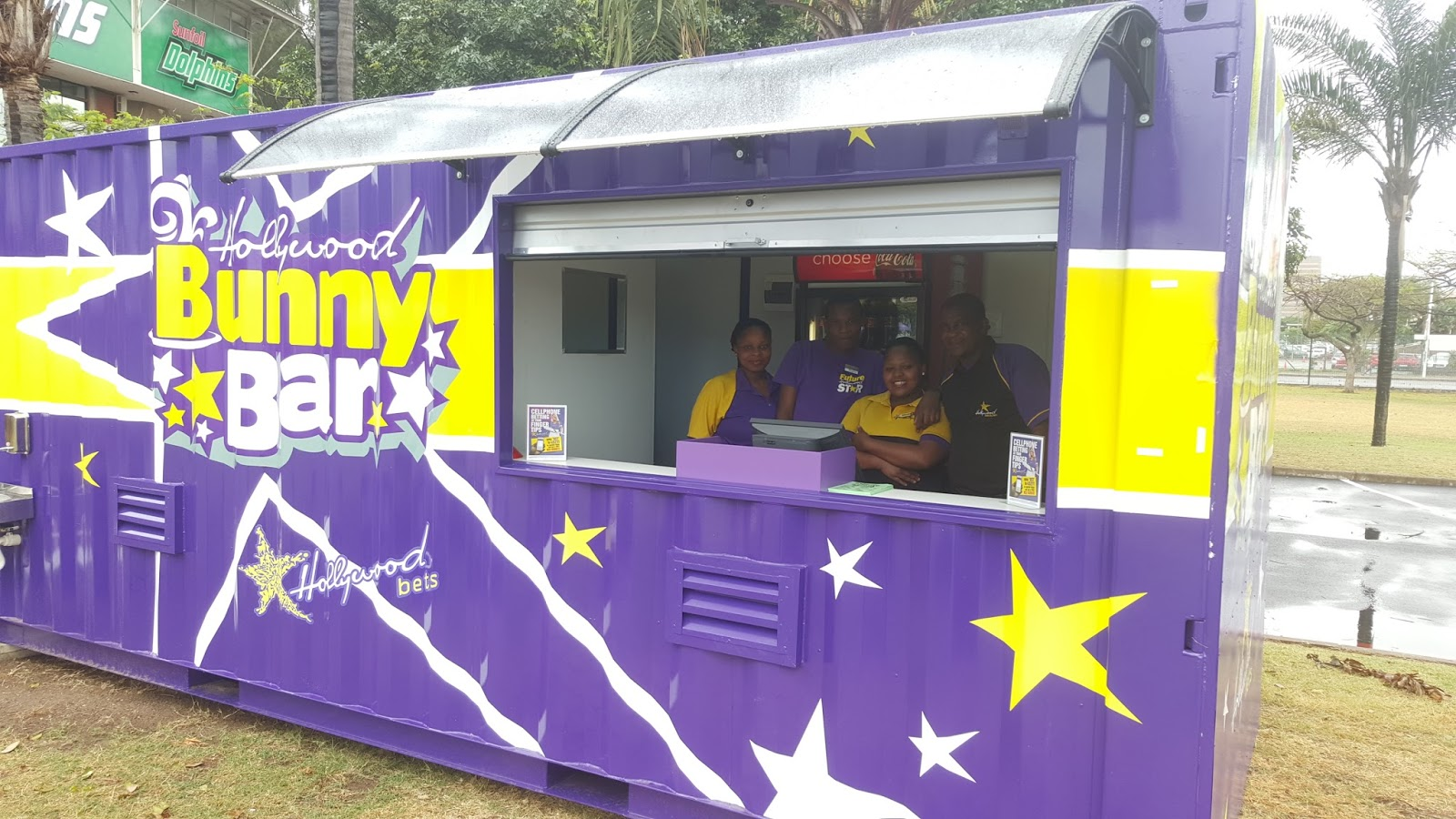 Hollywood Bunny Bar At Kingsmead Cricket Ground Is Now Open 7 Days A Week From 10am To 6pm