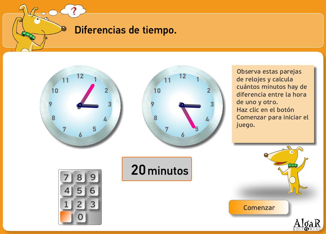 http://www.primerodecarlos.com/TERCERO_PRIMARIA/archivos/actividades_capicua_tercero/3/diferencia_tiempo.swf