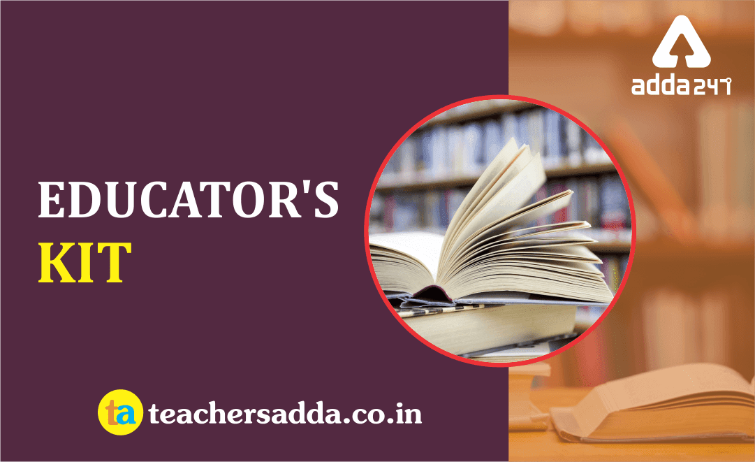 EDUCATOR'S KIT: 25th February 2020