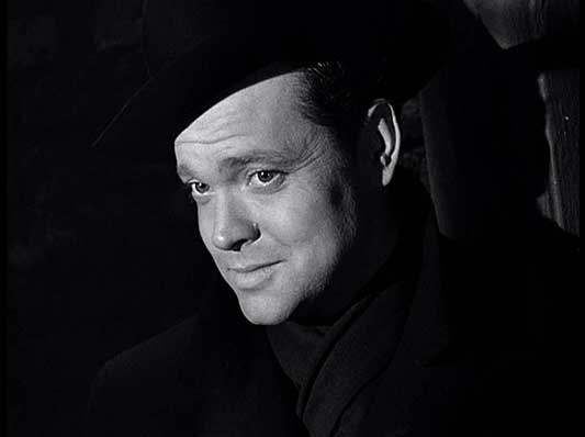 Orson Welles The Third Man 1949 Joseph Cotten Orson Welles