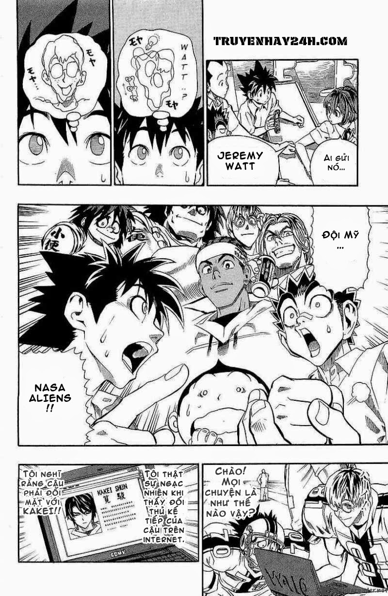Eyeshield 21 Chap 115 . Next Chap Chap 116