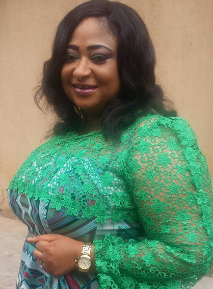 ronke oshodi oke not living with husband