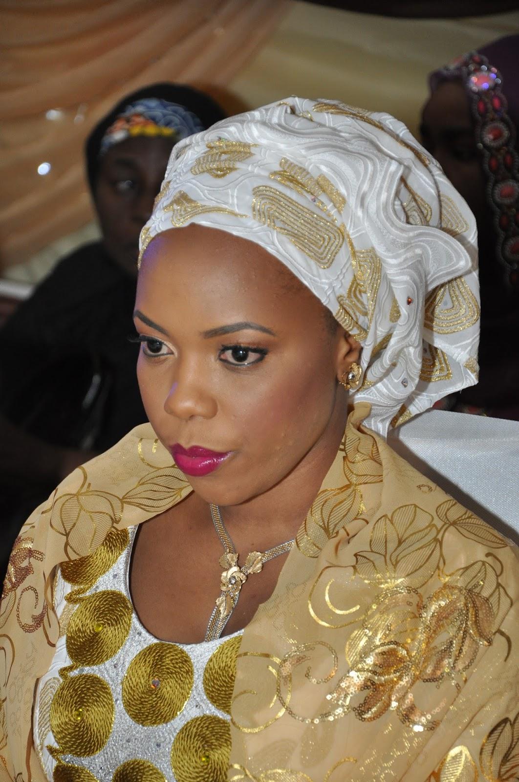 Throwback Idris yuguda wedding pictures