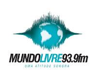 ouvir a radio Mundo Livre FM 93,9 ao vivo e online Curitiba