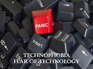 Technophobia, fear of technology