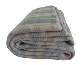 teal-and-cream-plaid-wool-blanket