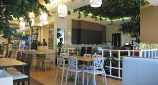 Secret Garden Cafe