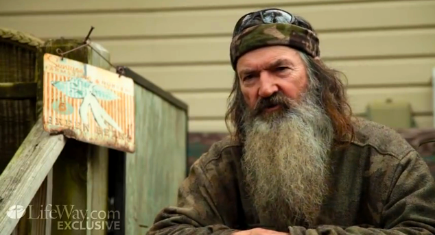 Duck Dynasty Patriarch Phil Robertson