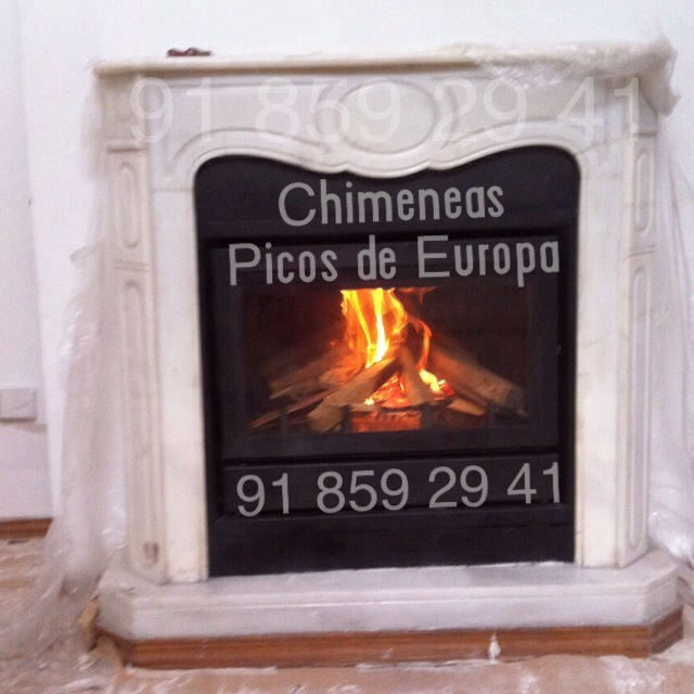 Chimeneas picos de europa decoraci n de chimeneas madrid - Chimeneas picos de europa ...