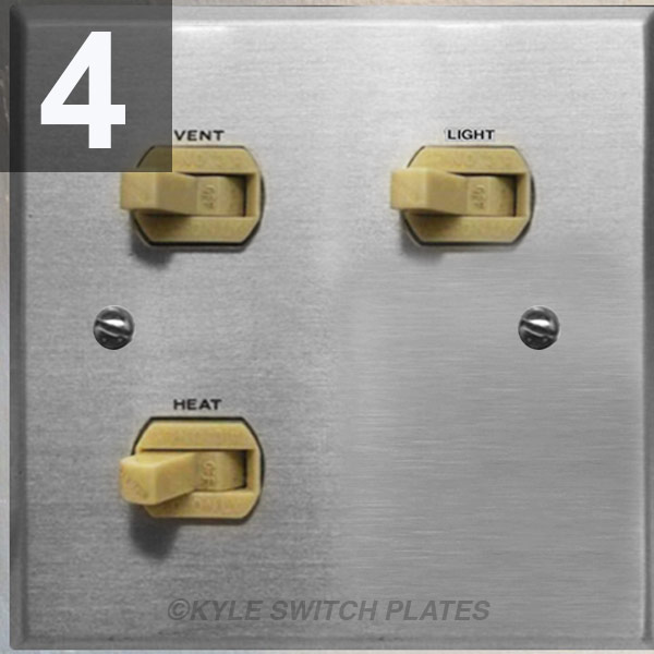 Kyle Switch Plates Replacement Covers For Nutone Light