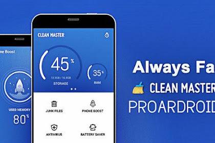 تحميل تطبيق Clean Master Apk