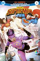DC Renascimento: Novo Superman #10