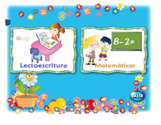 EDUCACIÓN INFANTIL. LECTOESCRITURA Y MATEMÁTICAS. PARA JON