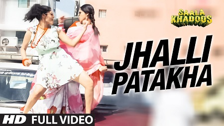 JHALLI PATAKHA SAALA KHADOOS New Bollywood Video Songs 2016 R. Madhavan and Ritika Singh