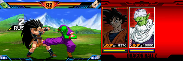 Dragon Ball Z Extreme Butoden Z Story Mode