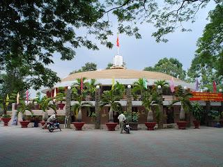 Park Restaurant Hoang Van Thu. Ho Chi Minh City (Vietnam)