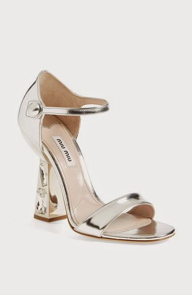 fe7bc29ba52d ... Miu jeweled heel sandals. I cannot wear this mary jane sandals...rhere  are shoes that are just meant to be admired on people s feet only..a shoe  that ...