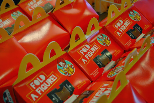 The Return of The Happy Meal, a PR Launch