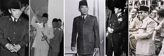 Misteri Tongkat Komando Bung Karno