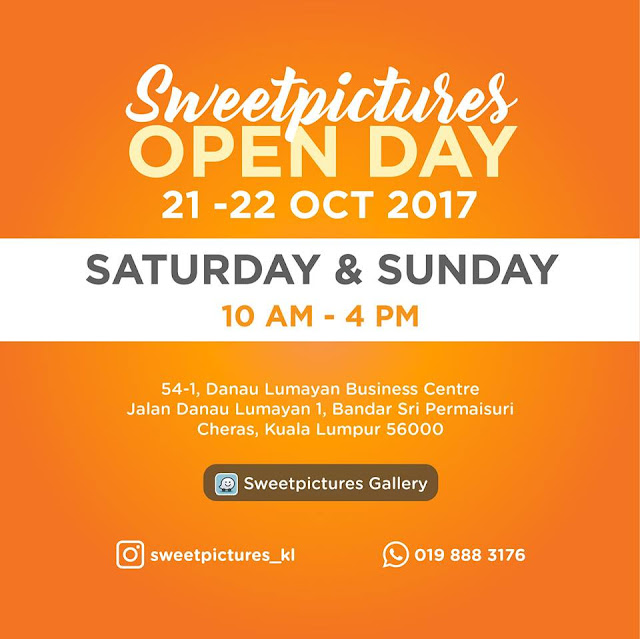 SWEETPICTURES OPEN DAY