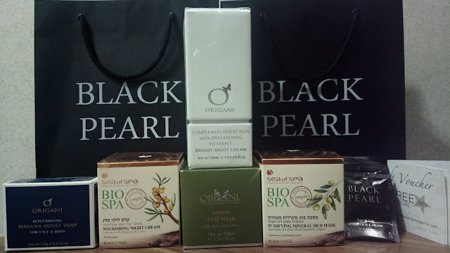 Bio Spa by Sea of Spa Pearl and Organi (Origani)