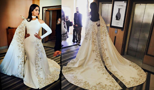 First Look – Sonam Kapoor all set to slay the red carpet, in Ralph and Russo Haute Couture – Cannes 2016