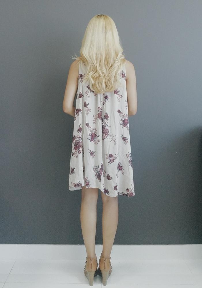 Lavander Dress