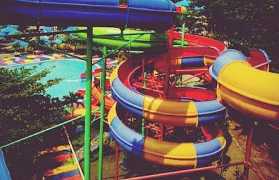 Harga Tiket Masuk Waterpark Hairos di Medan