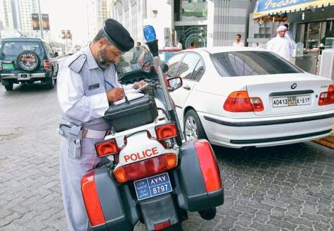 Pay traffic fines if you want to renew your Residence visa