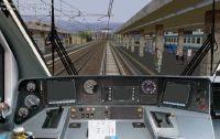 simulatore guida treno