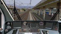 Guidare un treno al computer sul simulatore ferroviario 3D OpenBVE, gratuito e realistico