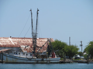 A Shrimp Boat at Amelia Island