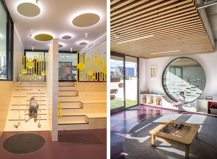 AEC - Architecture of Early Childhood: Rooms within rooms