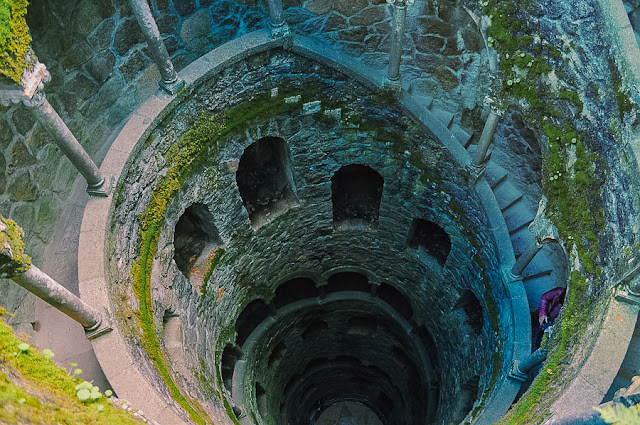 Qué ver en Sintra. Visita de un día. Quinta da Regaleira